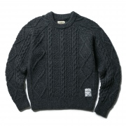 (CLUCT:) FISHERMAN SWEATER