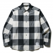 (CLUCT:) BUFFALO PLAID FLANNEL