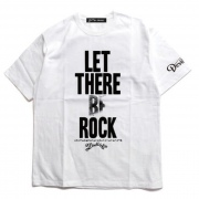 (--:) DEVILOCK×MARBLES Let There Be Rock Tee